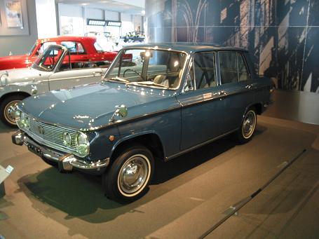 1966 Mazda Familia Model SSA