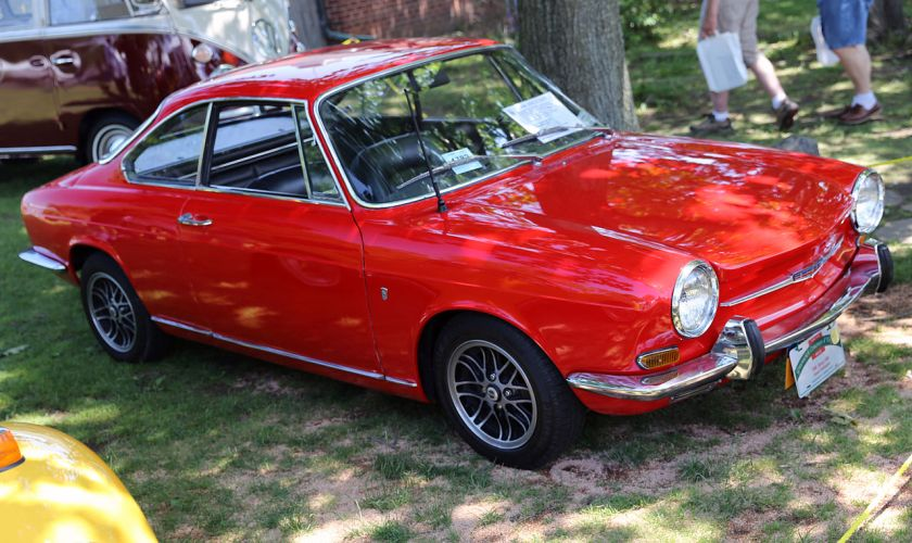 1966 Simca 1000 Coupé