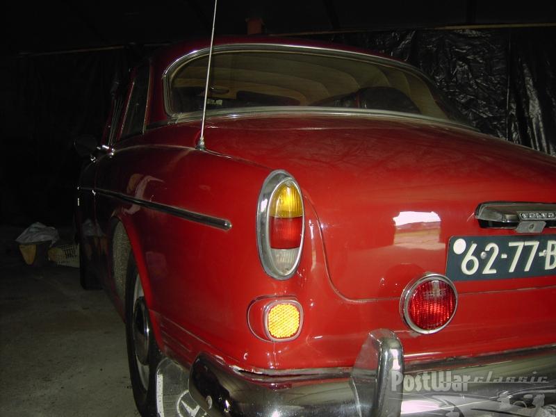 1966 Volvo Amazone