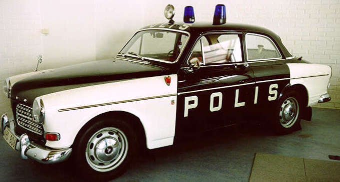 1966 Volvo special 4