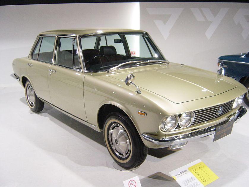 1966–1972 Mazda-LUCE-1st-generation 1500