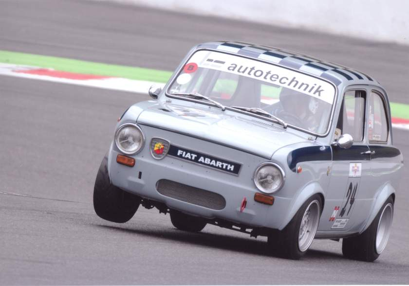 1967 Fiat 850 Abarth