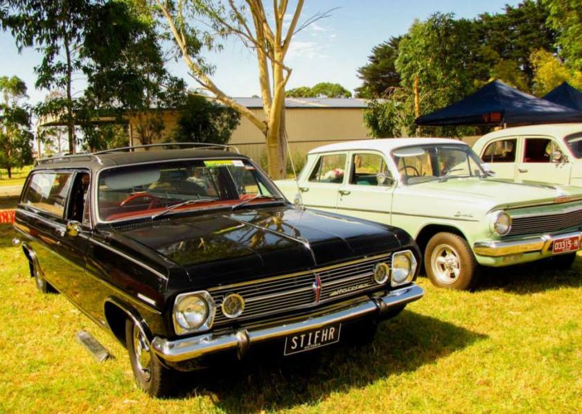 1967 HR Holden (General Motors) converted from a wagon, stretched 18 inches Hearse
