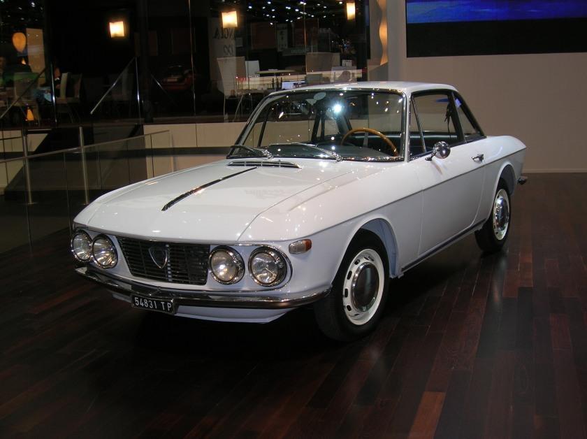 1967 Lancia Fulvia Coupé I