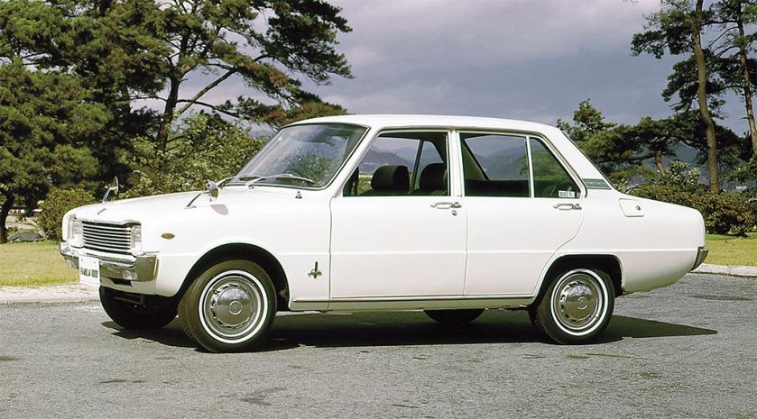 1967 Mazda 1000