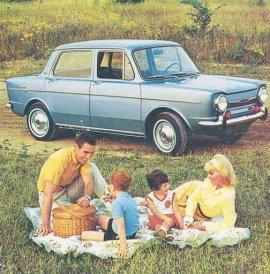1967 Simca 1000 GLS