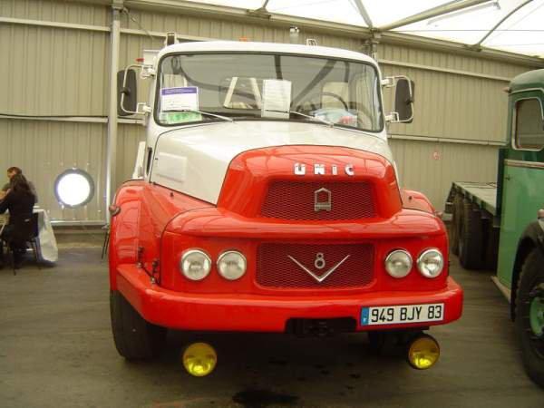 1967 UNIC V8 270 cv