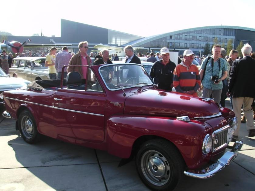 1967 Volvo Amazett AM-96-42