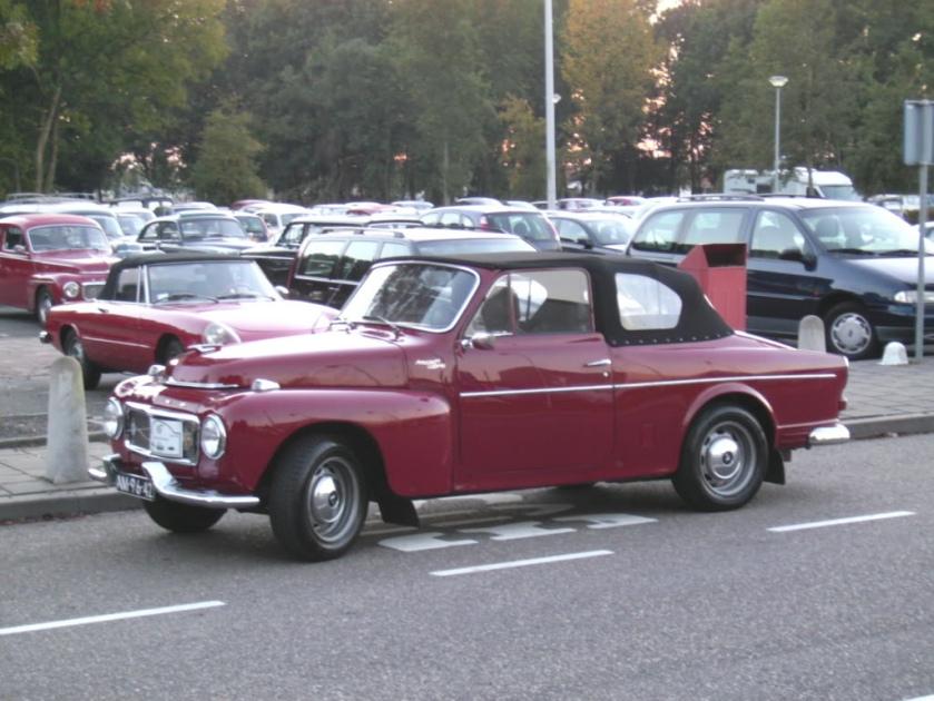 1967 Volvo Amazett Cabriolet AM-96-42