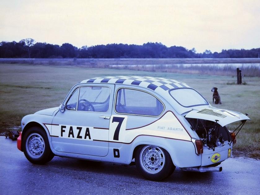 1968-70 Abarth Fiat 1000 TCR Gruppo 5