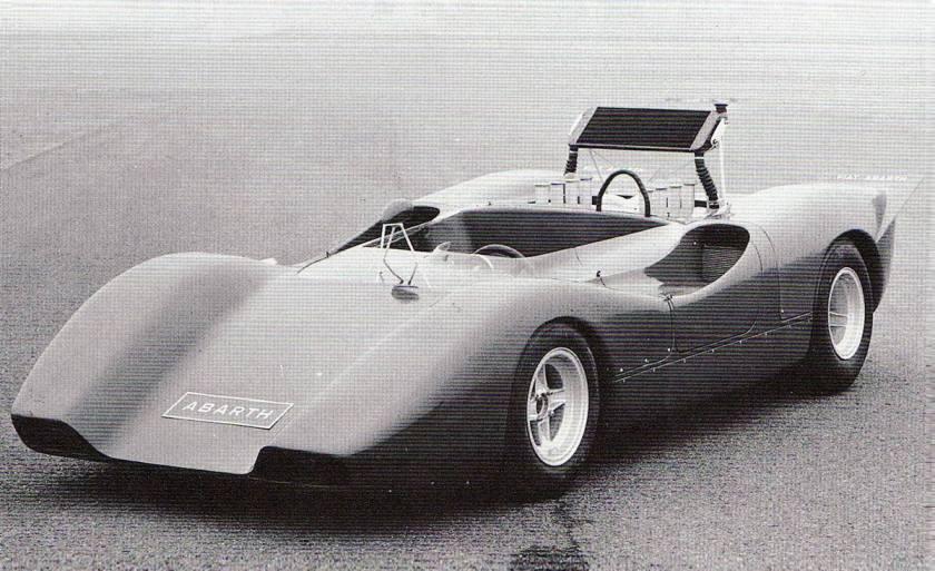 1968 Abarth 3000 SE013 Cuneo