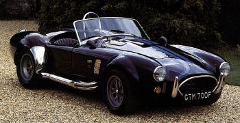 1968 AC cobra