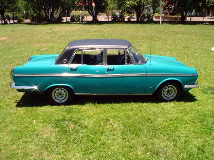 1968 Chrysler GTX (Simca Esplanada)