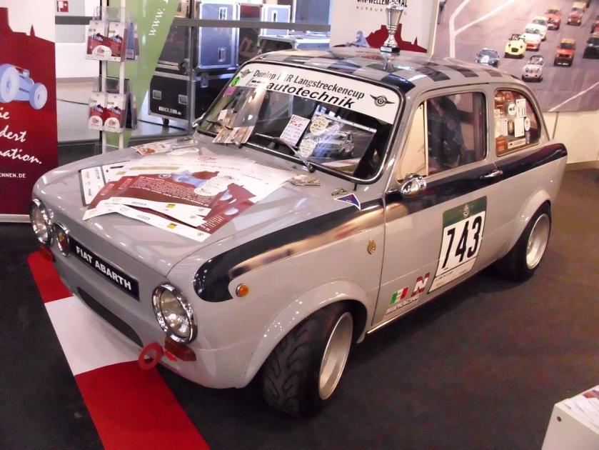 1968 Fiat 850 Abarth