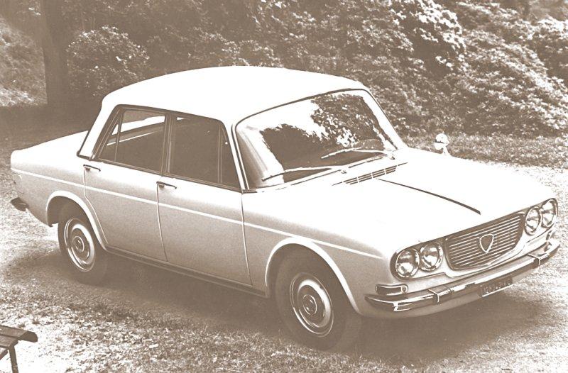 1968 Lancia Flavia 1500 Serie 2