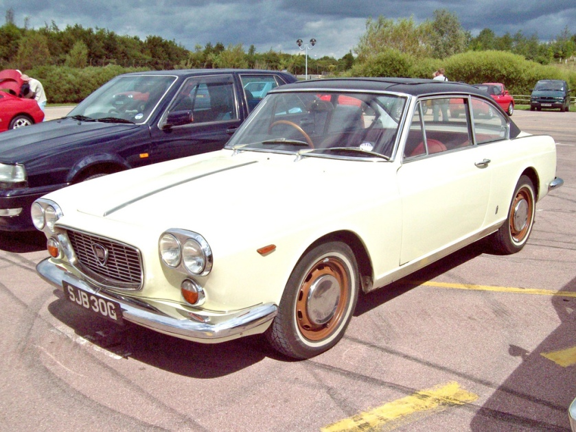 1968 Lancia Flavia Coupe 815 Engine 1800cc HO4