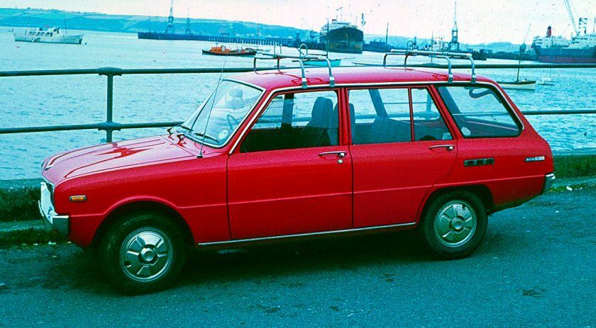 1968 Mazda 1000 Estate