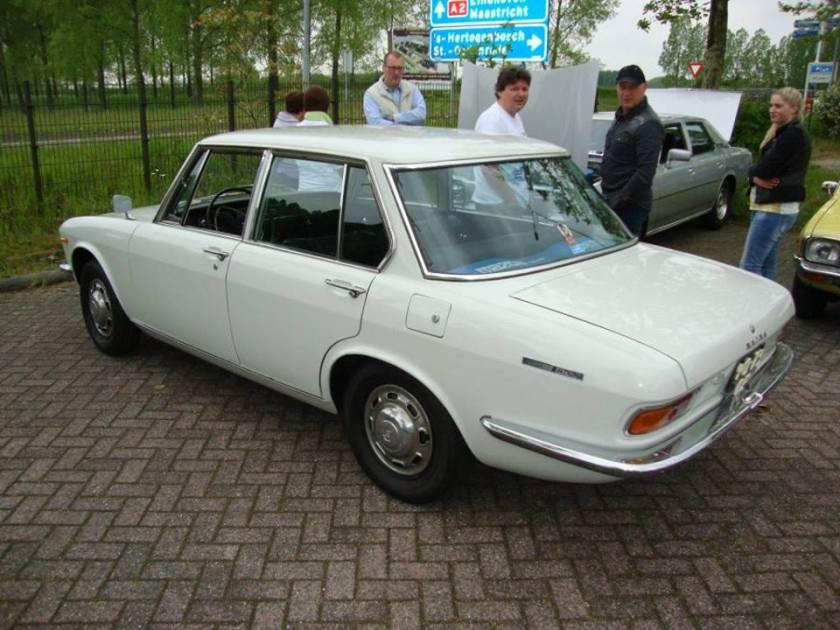1968 Mazda 1500 sedan Deluxe