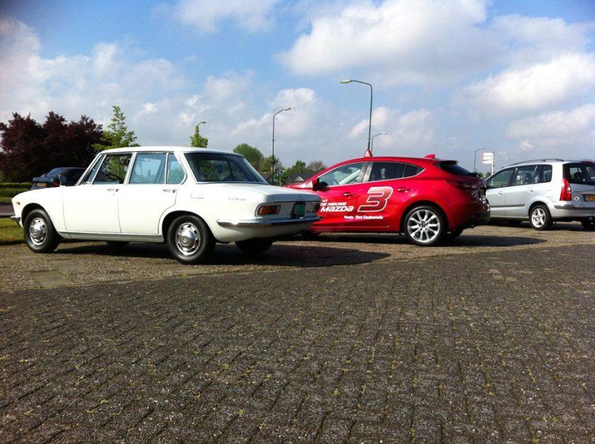 1968 Mazda 1500