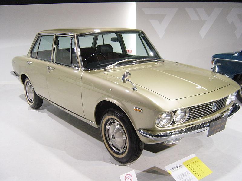 1968 Mazda-LUCE-1st-generation