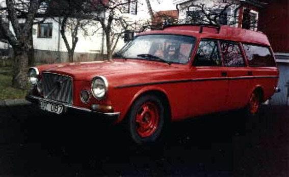 1968 Volvo 164 3