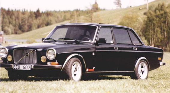 1968 Volvo 164 4