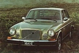 1968 Volvo 164 E