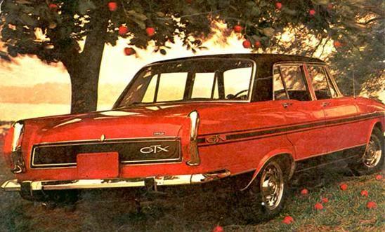 1969 Chrysler GTX (Simca Esplanada)