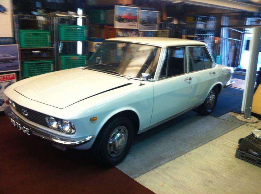 1969 Mazda 1500 s