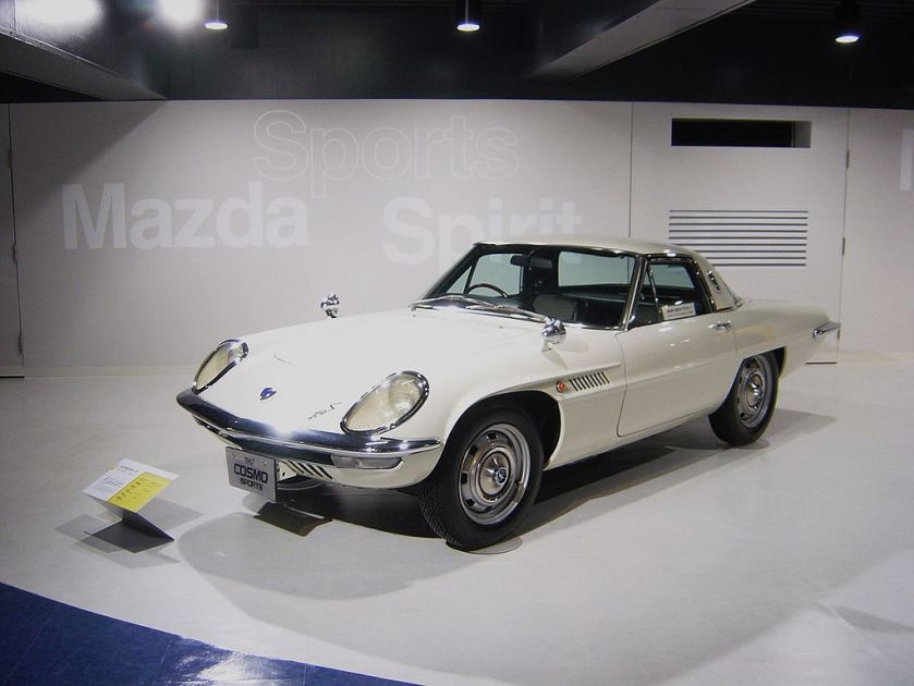 1969 Mazda cosmo sport