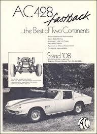 1970 Frua AC 428 Coupe ad b