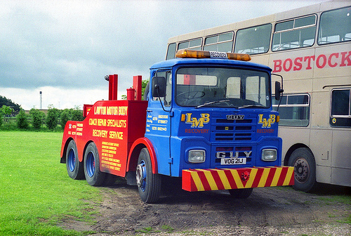 1970 Guy Towtruck