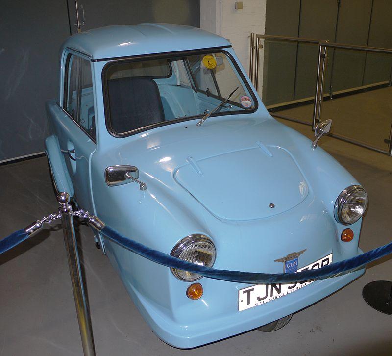 1970 Invacar model 70