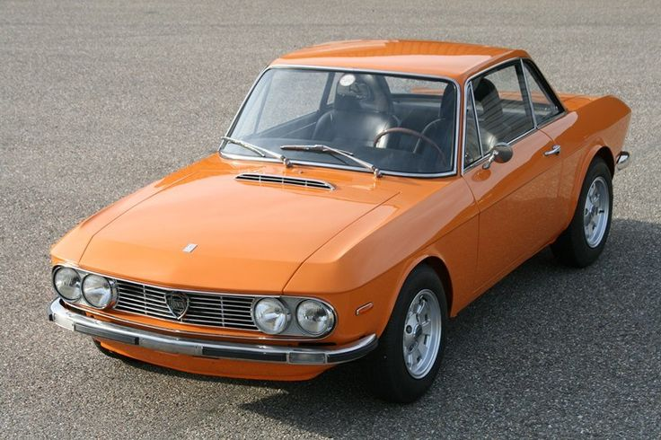 1970 Lancia Fulvia Coupé 1600 HF