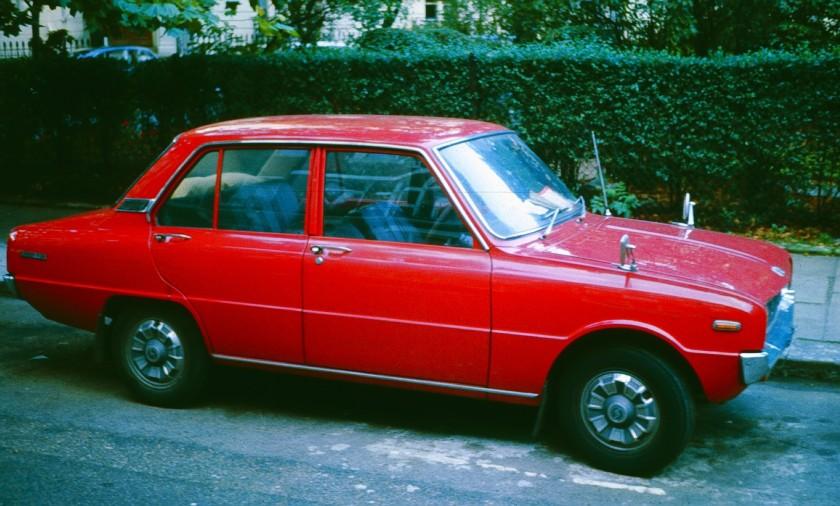 1970 Mazda 1000 4 door