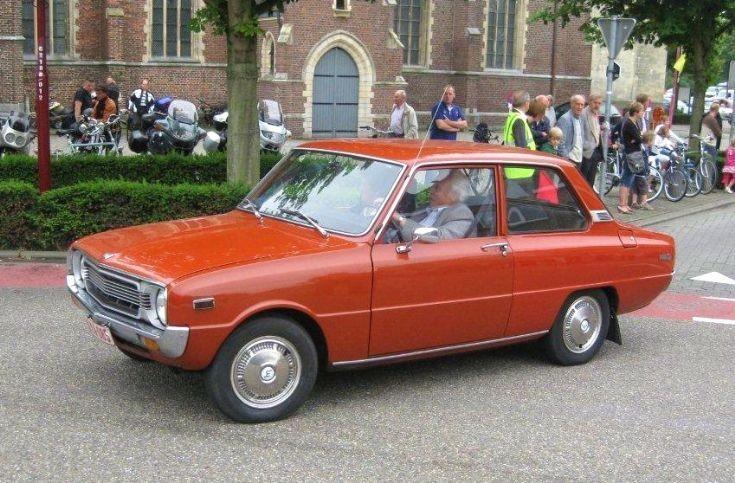 1970 Mazda 1000