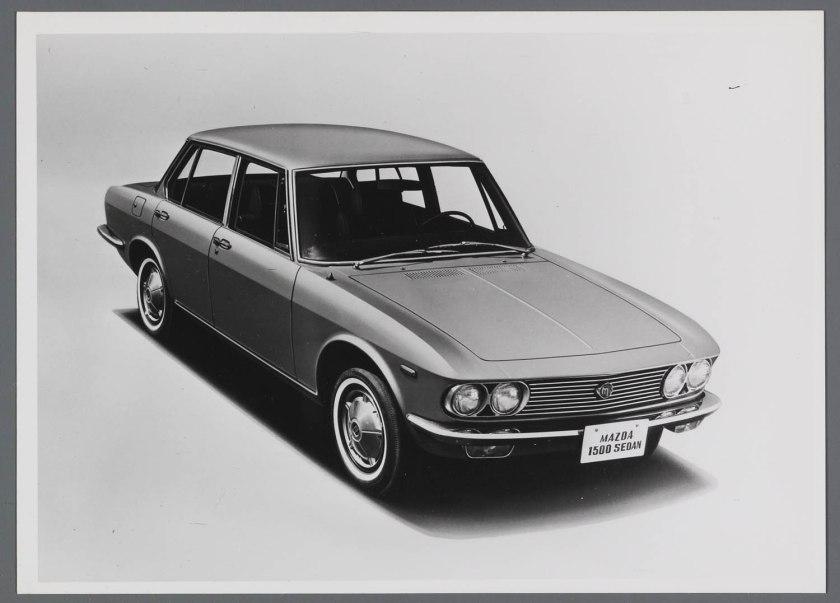 1970 Mazda 1500 Sedan
