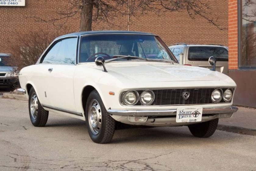 1970 Mazda 1800 de luce coupé
