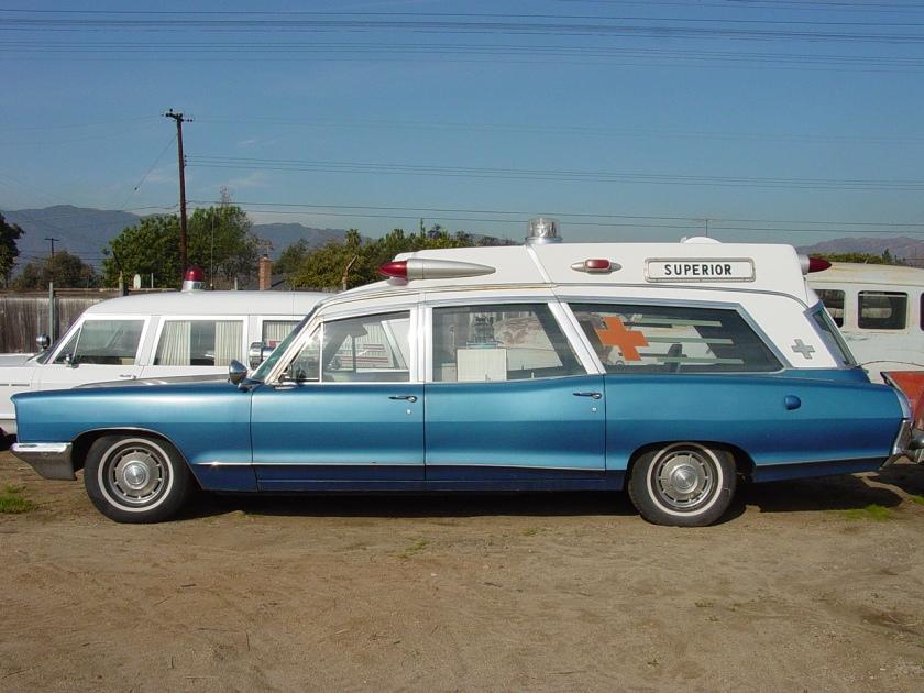 1970 Pontiac P 65 Superior Ambulance 06