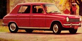 1970 Simca 1204