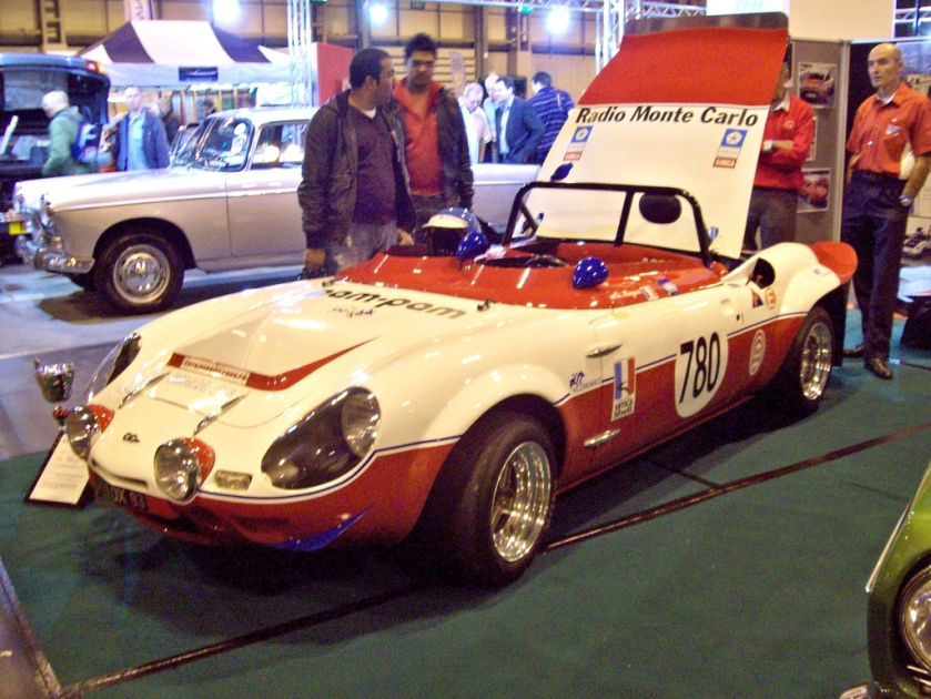 1970 Simca 548 Spider Engine 1730cc