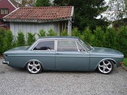 1970 Volvo 140-Series