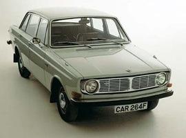 1970 Volvo 140