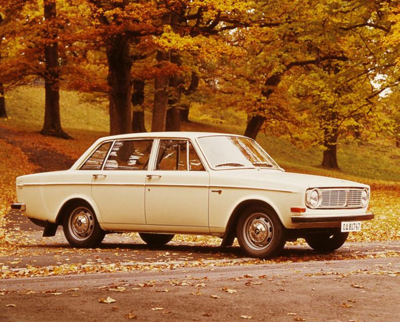1970 Volvo 144 2