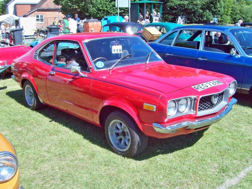1971-78 Mazda RX3  Engine 1964cc eqv