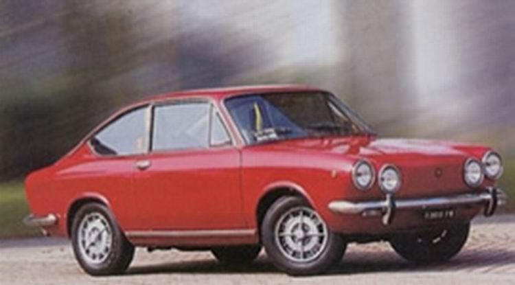 1971 Abarth 850 TC Corsa