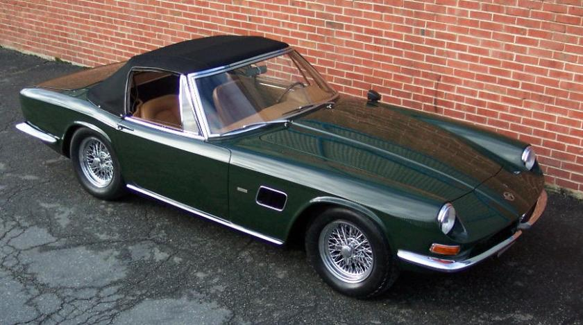 1971 AC 428 Convertible