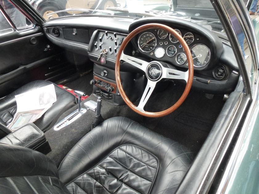 1971 AC 428 Frua interior