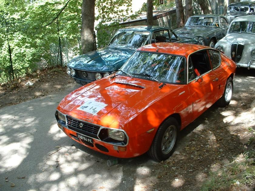 1971 Lancia Fulvia Sport 1.3 Zagato II