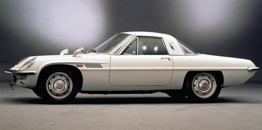 1971 Mazda Cosmo 1971 profiel